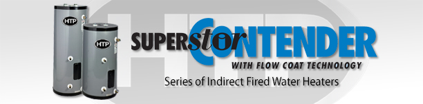 Htp Residential Superstor Contender Indirect Water