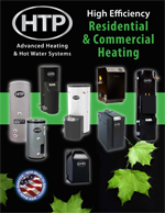 HTP Residential Commercial Heating guide